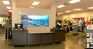 trek store counter